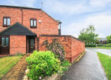 Thumbnail 2 bed semi-detached house to rent in The Furrows, Southam