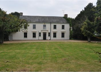 Thumbnail 7 bed detached house for sale in Lynn Road, East Winch