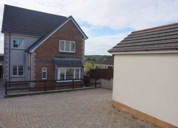 Thumbnail 4 bed detached house for sale in Llys Bethesda, Tumble, Llanelli