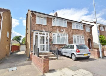Thumbnail 3 bed end terrace house for sale in Copthorne Avenue, Ilford