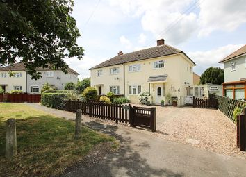 Thumbnail 3 bed semi-detached house for sale in Festival Road, Isleham
