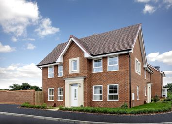 "Thumbnail 3 bedroom detached house for sale in ""Morpeth"" at Lady Margaret Road, Ifield, Crawley"