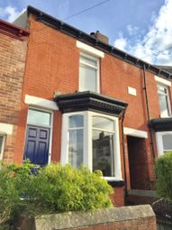 Thumbnail 3 bed terraced house for sale in Penrhyn Road, Sheffield