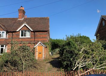 Thumbnail 3 bed semi-detached house for sale in Thornsflush Cottages, Guildford Road, Cranleigh
