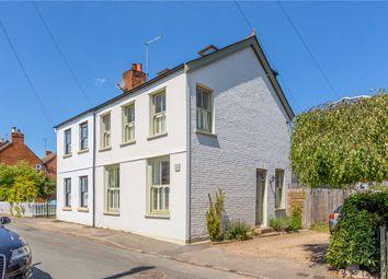 Coworth Road, Sunningdale, Berkshire SL5. 3 bed semi-detached house