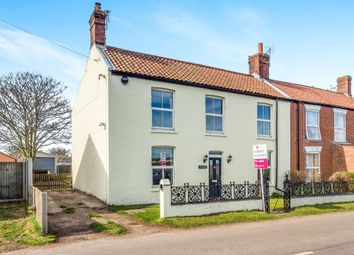 Thumbnail 5 bedroom semi-detached house for sale in Waxham Road, Sea Palling, Norwich
