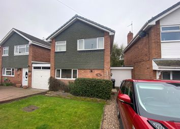 Thumbnail 3 bed detached house for sale in Lesley Drive, Kingswinford