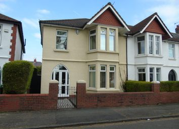 Thumbnail 4 bedroom end terrace house for sale in Thompson Avenue, Cardiff