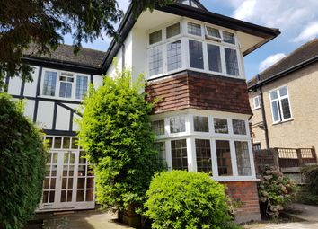 Thumbnail 3 bed semi-detached house for sale in Woodhall Drive, Pinner, Middlesex