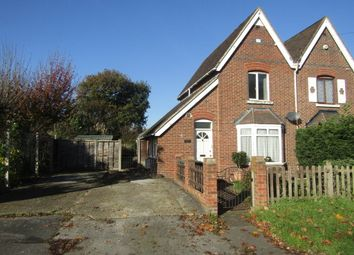 Thumbnail 3 bedroom semi-detached house for sale in New Lane, Havant