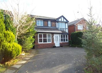 Thumbnail 4 bed detached house for sale in Bingley Close, Clayton-Le-Woods, Chorley, Lancashire