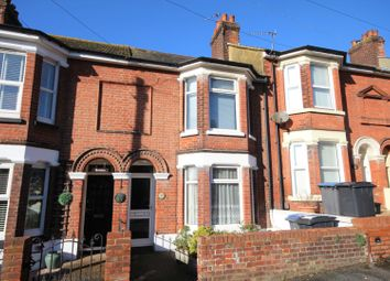 Thumbnail 3 bed terraced house for sale in Stanhope Road, Dover
