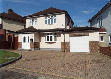 Thumbnail 3 bed detached house for sale in Ravenscourt Drive, Hornchurch