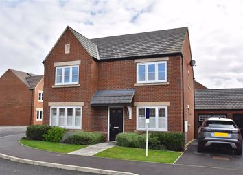 Thumbnail 4 bed detached house for sale in Broad Way, Upper Heyford, Bicester