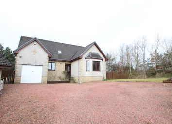 Thumbnail 5 bedroom bungalow for sale in Northfield Meadows, Longridge, Bathgate, West Lothian
