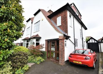 Thumbnail 4 bed semi-detached house for sale in Hill View, Henleaze, Bristol