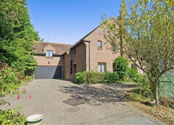 Thumbnail 5 bedroom detached house for sale in St. Thomas Hill, Canterbury, Kent