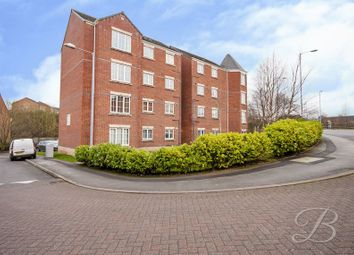 Thumbnail 3 bed flat for sale in Cobblestone Drive, Mansfield