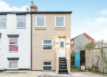 Thumbnail 3 bed terraced house for sale in Talbot Street, Harwich