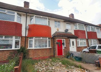 Thumbnail 3 bedroom terraced house for sale in Ansell Grove, Carshalton