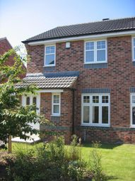 Thumbnail 3 bed semi-detached house to rent in Middleham Moor, Heritage Village, Middleton Leeds