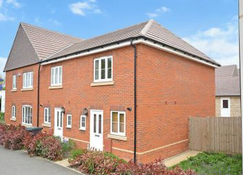 Thumbnail 2 bedroom end terrace house for sale in Whittington Crescent, Wantage