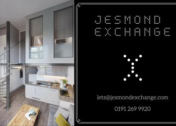 Thumbnail 2 bedroom flat to rent in Manor Court, Jesmond, Newcastle Upon Tyne