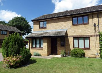 Thumbnail 4 bed detached house for sale in Thompson Drive, Caversfield, Oxfordshire
