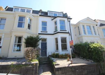 Thumbnail 1 bed flat to rent in Lipson Road, Plymouth