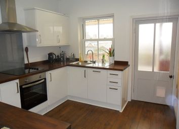 Thumbnail 2 bed terraced house to rent in Newhall Road, Swadlincote