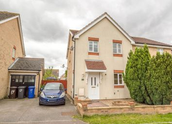 Thumbnail 3 bed semi-detached house for sale in White Caville, Haverhill