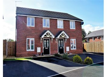 Thumbnail 2 bed semi-detached house for sale in Edward Phipps Way, Haslington