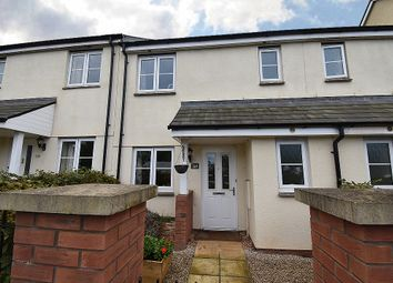 Thumbnail 3 bed terraced house for sale in Younghayes Road, Cranbrook, Near Exeter