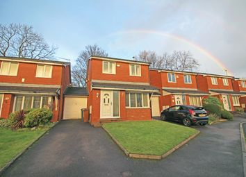 Thumbnail 3 bed detached house for sale in Newbank Chase, Chadderton, Oldham