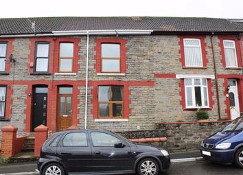 Thumbnail 4 bed terraced house for sale in Lanwern Road, Maesycoed, Pontypridd