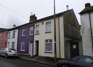 Thumbnail 3 bed end terrace house to rent in Main Street, Barry
