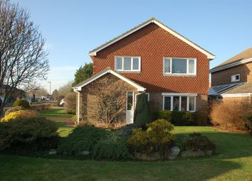 Thumbnail 4 bed detached house for sale in Gilkicker Road, Alverstoke, Gosport