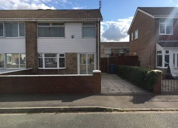Thumbnail 3 bed property to rent in Mulberry Close, Kirkby, Liverpool