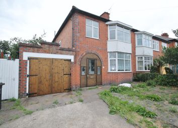 Thumbnail 3 bed semi-detached house to rent in Westleigh Avenue, West End, Leicester