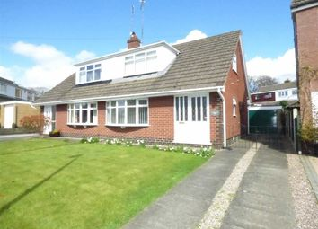 Thumbnail 3 bed semi-detached house for sale in Heath Avenue, Rode Heath, Stoke-On-Trent