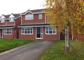 Thumbnail 4 bed detached house for sale in Littledale Road, Great Sankey, Warrington, Cheshire