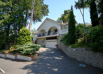 Thumbnail 4 bed detached house for sale in Tower Road West, Branksome Park, Poole