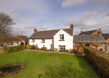 Thumbnail 3 bed detached house for sale in Raughton Head Hill Cottage, Raughton Head, Carlisle, Cumbria