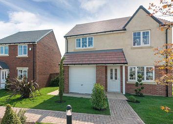 """Thumbnail 4 bed detached house for sale in """"The Goodridge"""" at Douglas Crescent, Auckland Park, Bishop Auckland"""