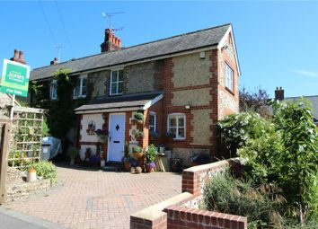 Thumbnail 3 bed semi-detached house for sale in Waterworks Cottages, Hillbarn Lane, Broadwater