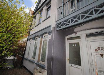 Thumbnail 2 bed maisonette to rent in Westbury Avenue, London