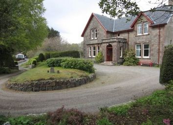 Thumbnail 5 bed detached house for sale in Manse Lane, Portree, Isle Of Skye