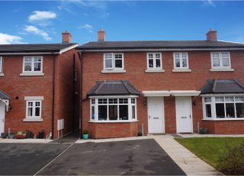 Thumbnail 3 bed semi-detached house for sale in Applewood Close, Shrewsbury