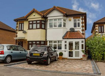 Thumbnail 3 bed semi-detached house for sale in Elmcroft Avenue, Wanstead, London