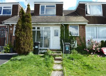 Thumbnail 3 bed terraced house for sale in Glenmeadows Drive, Kinson, Bournemouth